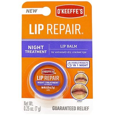 O'Keeffe's Lip Repair Night Lip Balm