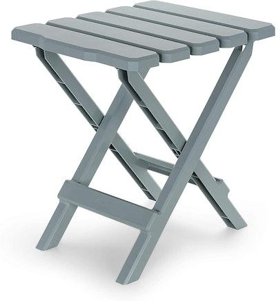 Camco Adirondack Fold-Away Side Table