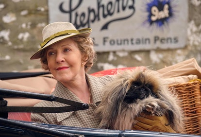 All Creatures Great and Small's MRS PUMPHREY (PATRICIA HODGE)