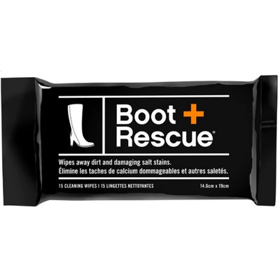 Boot Rescue All Natural Cleaning Wipes for Leather & Suede
