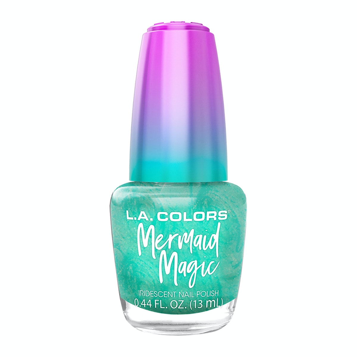 Mermaid Magic Nail Polish, Sea Life