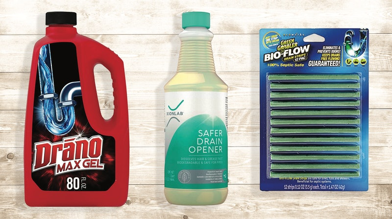 The 6 Best Shower Drain Cleaners
