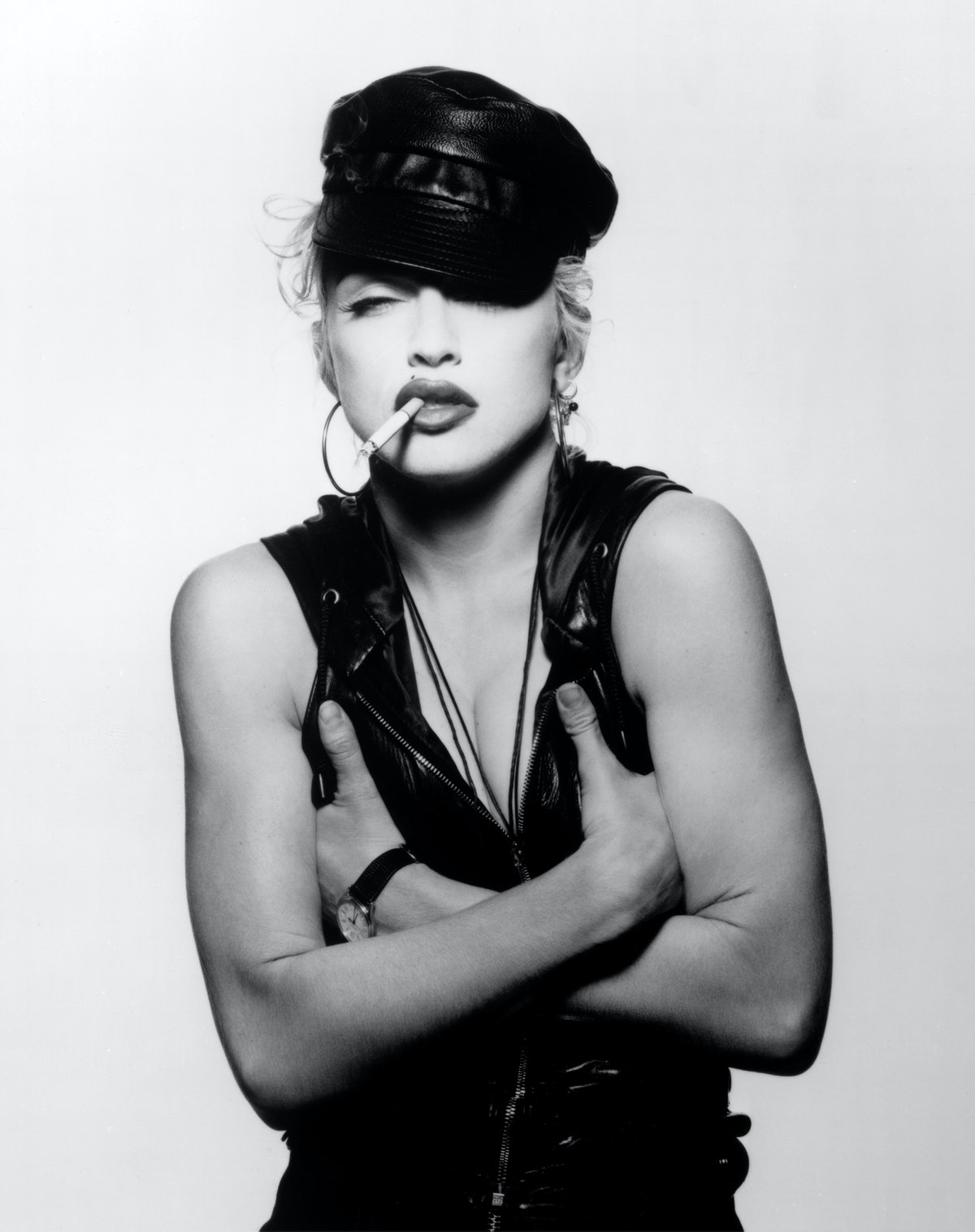 Madonna in 1990.