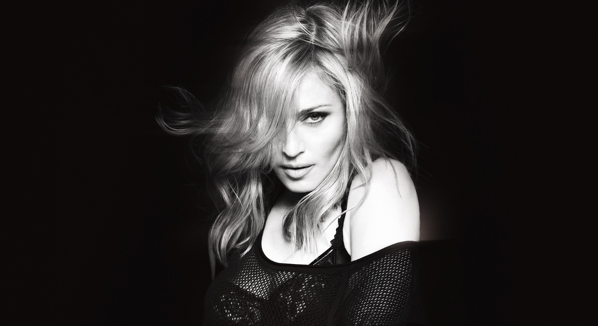 Madonna in 2012.