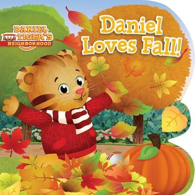'Daniel Loves Fall!' by Natalie Shaw, illustrated by Jason Fruchter