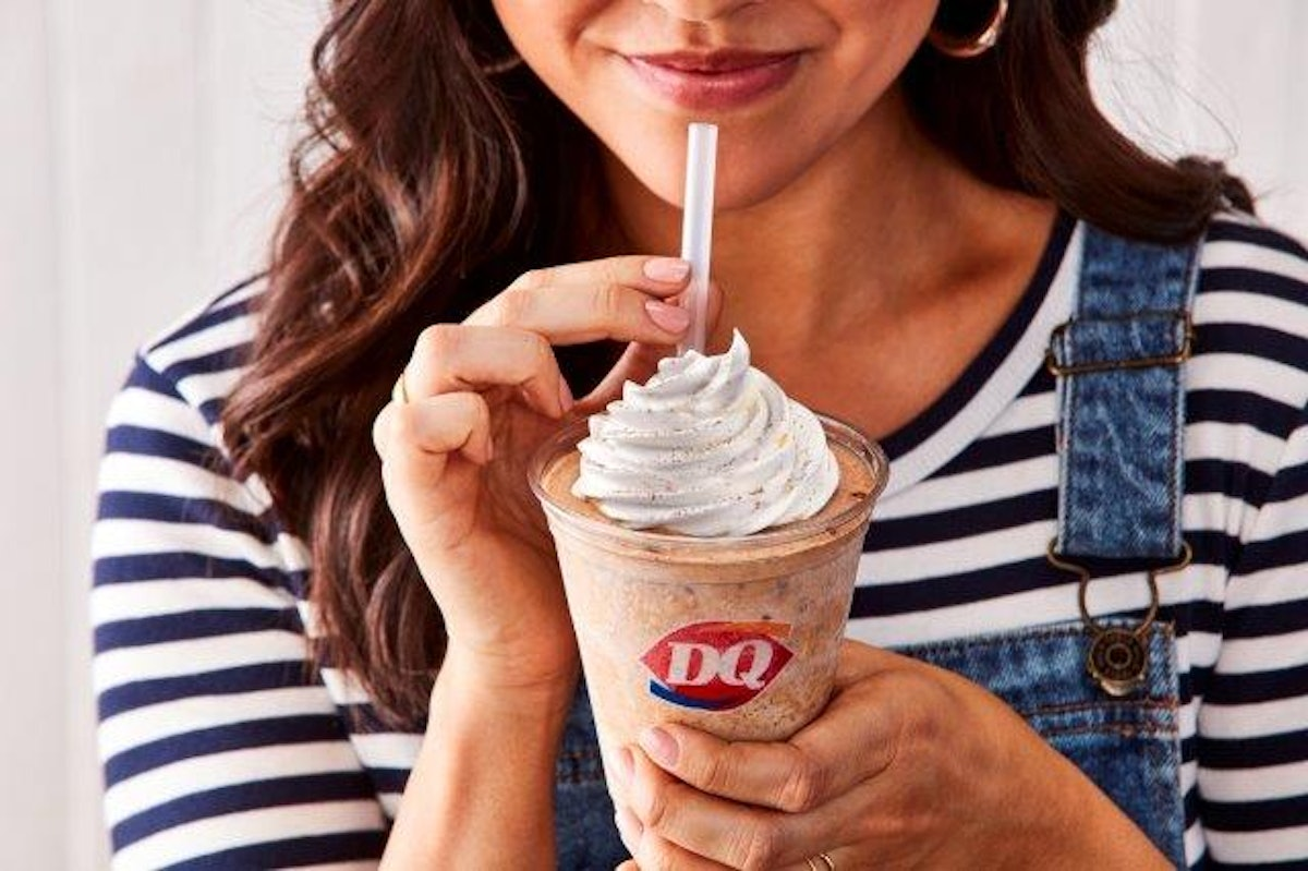 Dairy Queen's Pumpkin Cookie Butter Shake is back for 2021.