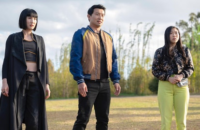 Simu Liu plays the titular hero in 'Shang-Chi and the Legend of the Ten Rings.' Photo via Marvel Stu...