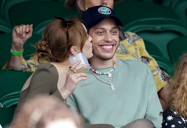Pete Davidson & girlfriend Phoebe Dynevor reportedly broke up