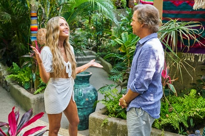 Victoria P. arriving on Bachelor In Paradise Season 7