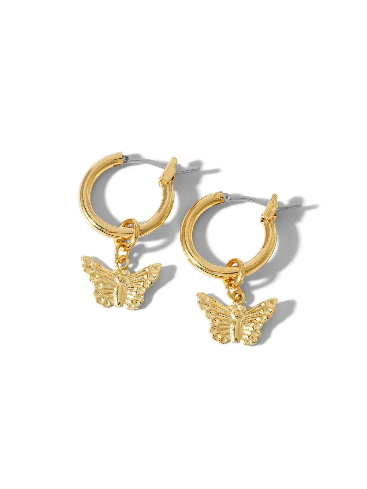The Cordellia Butterfly Earrings