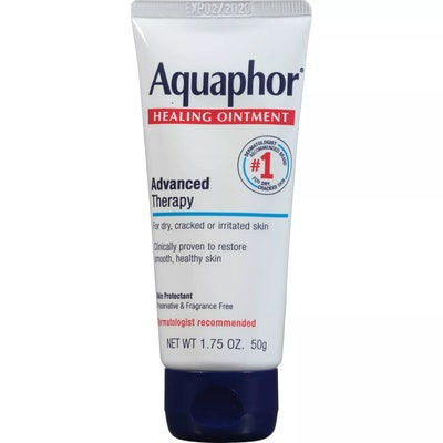 Aquaphor Healing Ointment Advanced Therapy for Dry and Cracked Skin