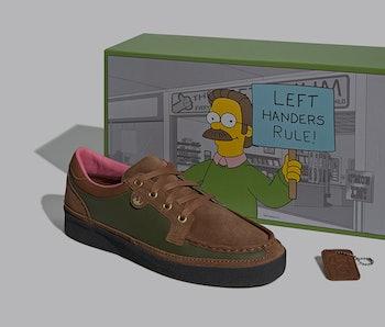 Ned Flanders Adidas McCarten