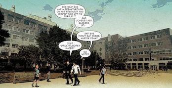 Marvel Cinematic Universe M.I.T Tony Stark Black Panther 2 Ironheart Riri Williams