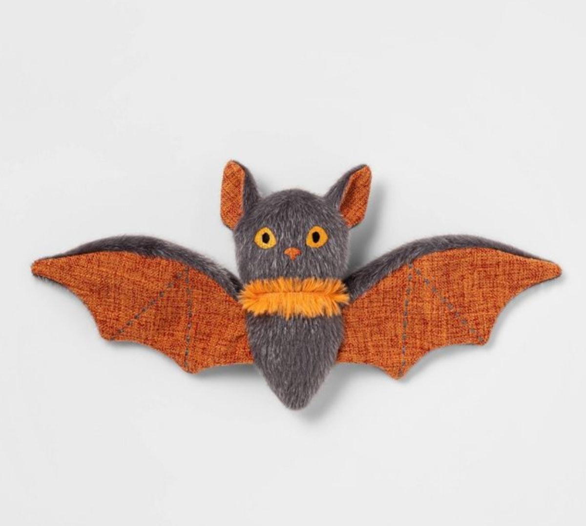 Halloween Bat Dog Toy