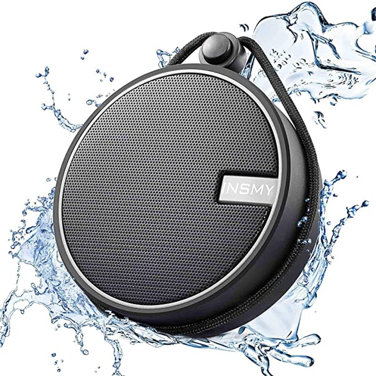 INSMY Waterproof Bluetooth Speaker