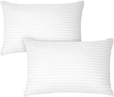 DreamNorth Premium Gel Pillow Loft (Pack of 2)
