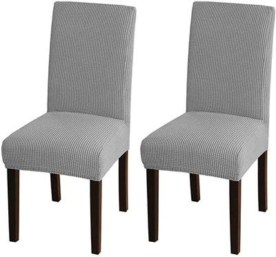 Turquoize Dining Room Chair Covers (2-Pack)