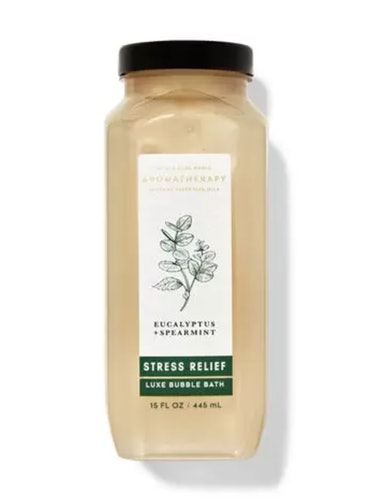 Aromatherapy Eucalyptus & Spearmint Bubble Bath