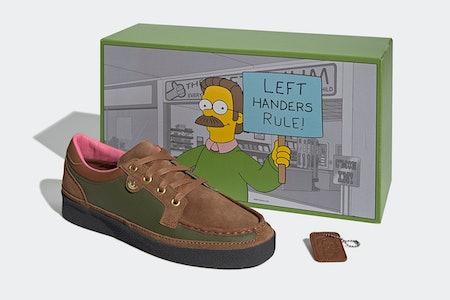 Ned Flanders The Simpsons Adidas McCarten