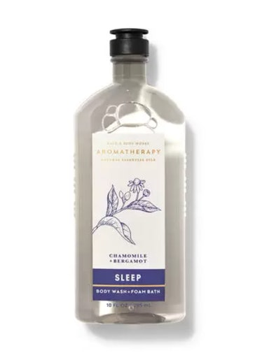Aromatherapy Chamomile & Bergamot Body Wash & Foam Bath
