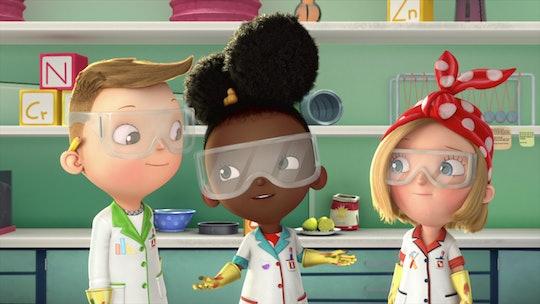 'Ada Twist, Scientist' premieres on Netflix on Sept. 28.