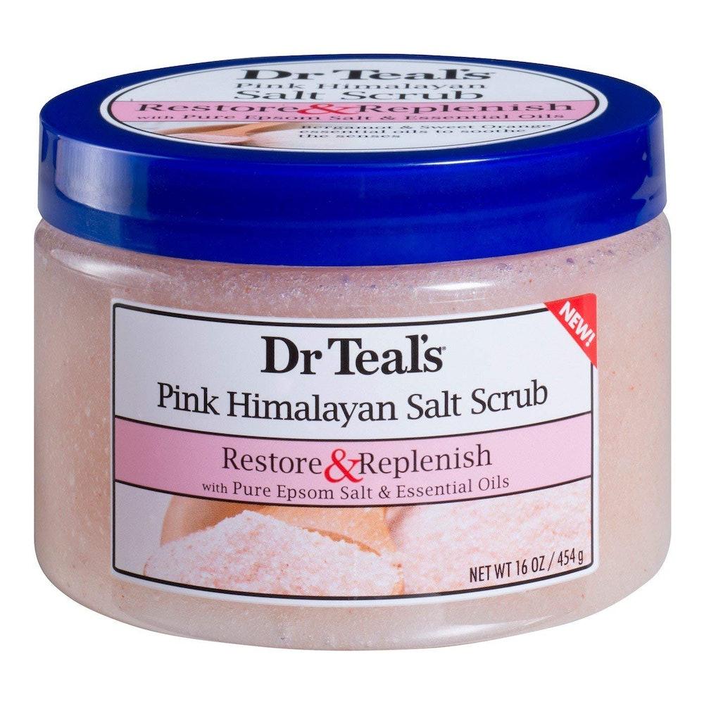 Pink Himalayan Sea Salt Scrub