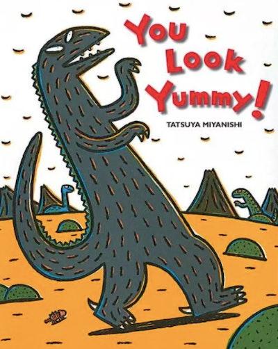 Illustration of a T.Rex