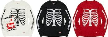Supreme Hanes Bones Thermal