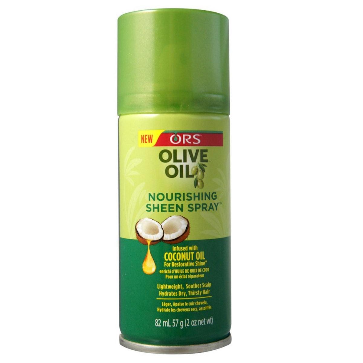 Olive Oil Sheen Nourishing Spray, 2-Pack