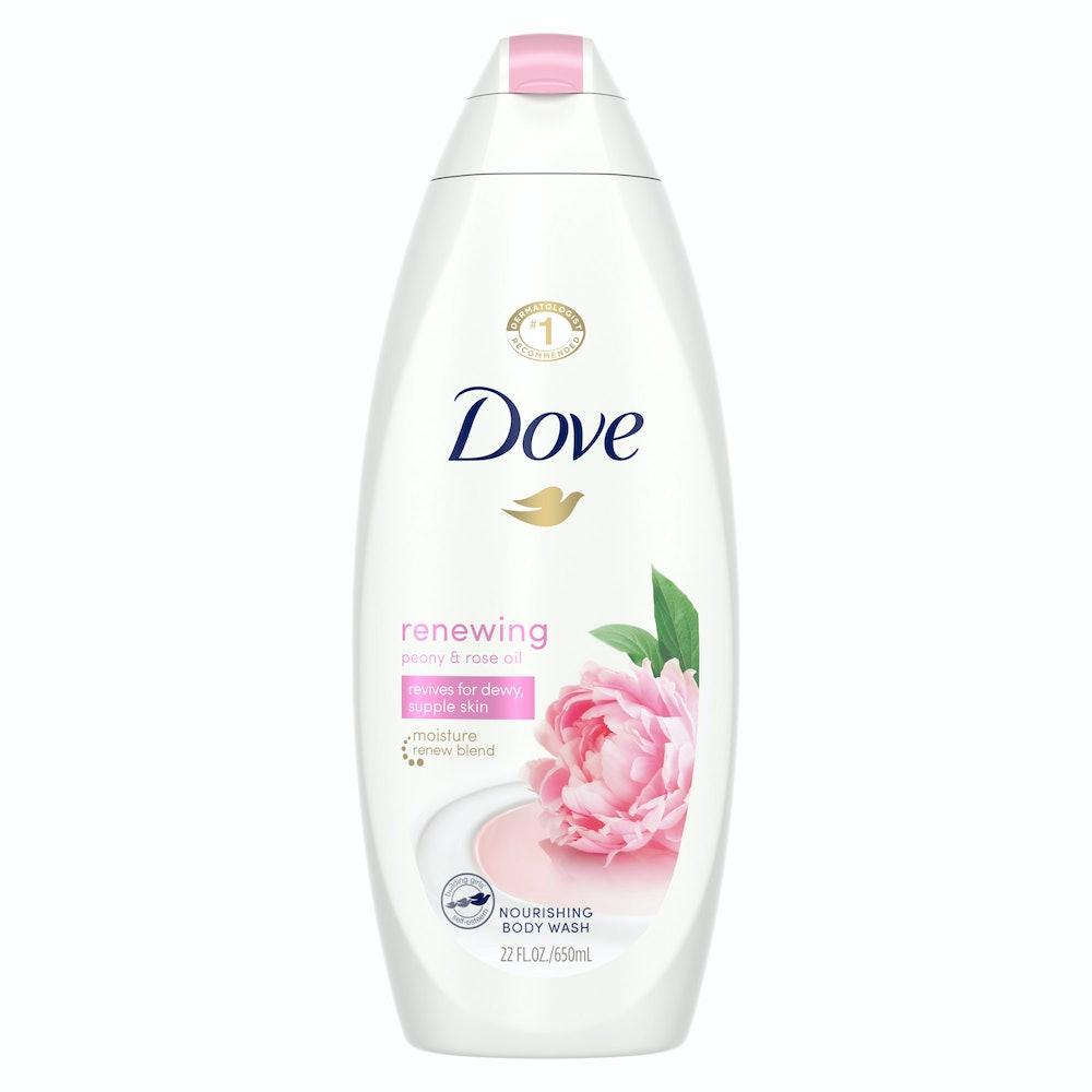 Renewing Peony & Rose Oil Nourishing Body Wash