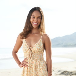 Bachelor In Paradise contestant Serena P