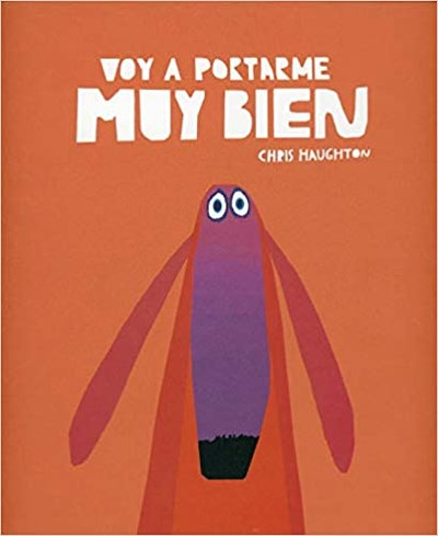 Spanish children's book cover with cartoon dog