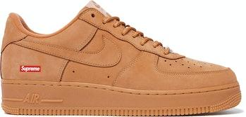 Supreme Nike Air Force 1 Wheat