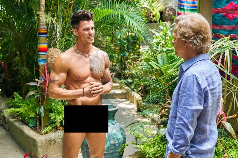 Kenny Braasch arriving on 'Bachelor in Paradise' Season 7