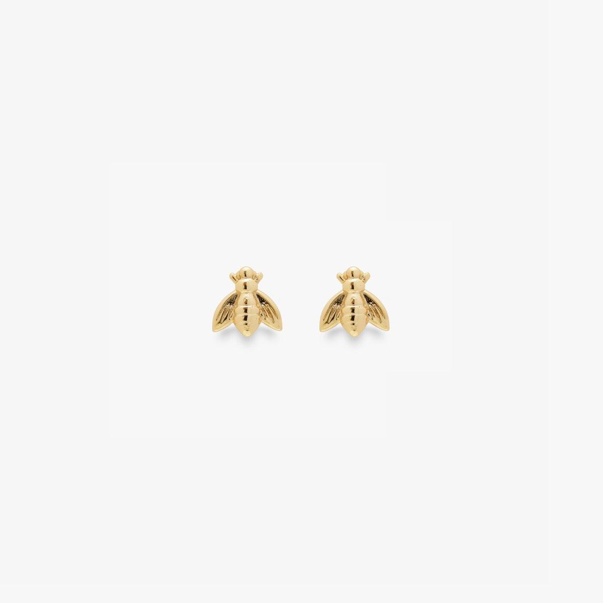 Bee Stud Pair
