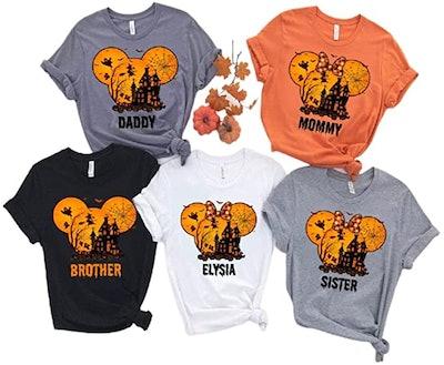 Generic Halloween Family Shirts
