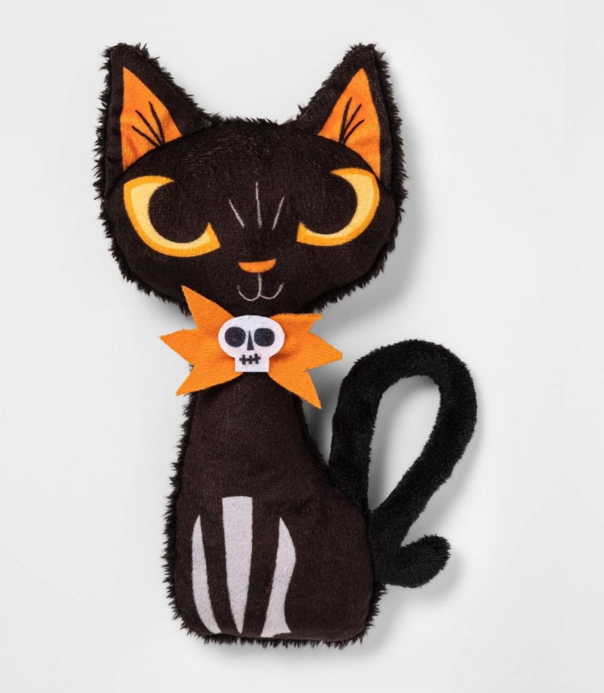 Black Kicker Cat Toy