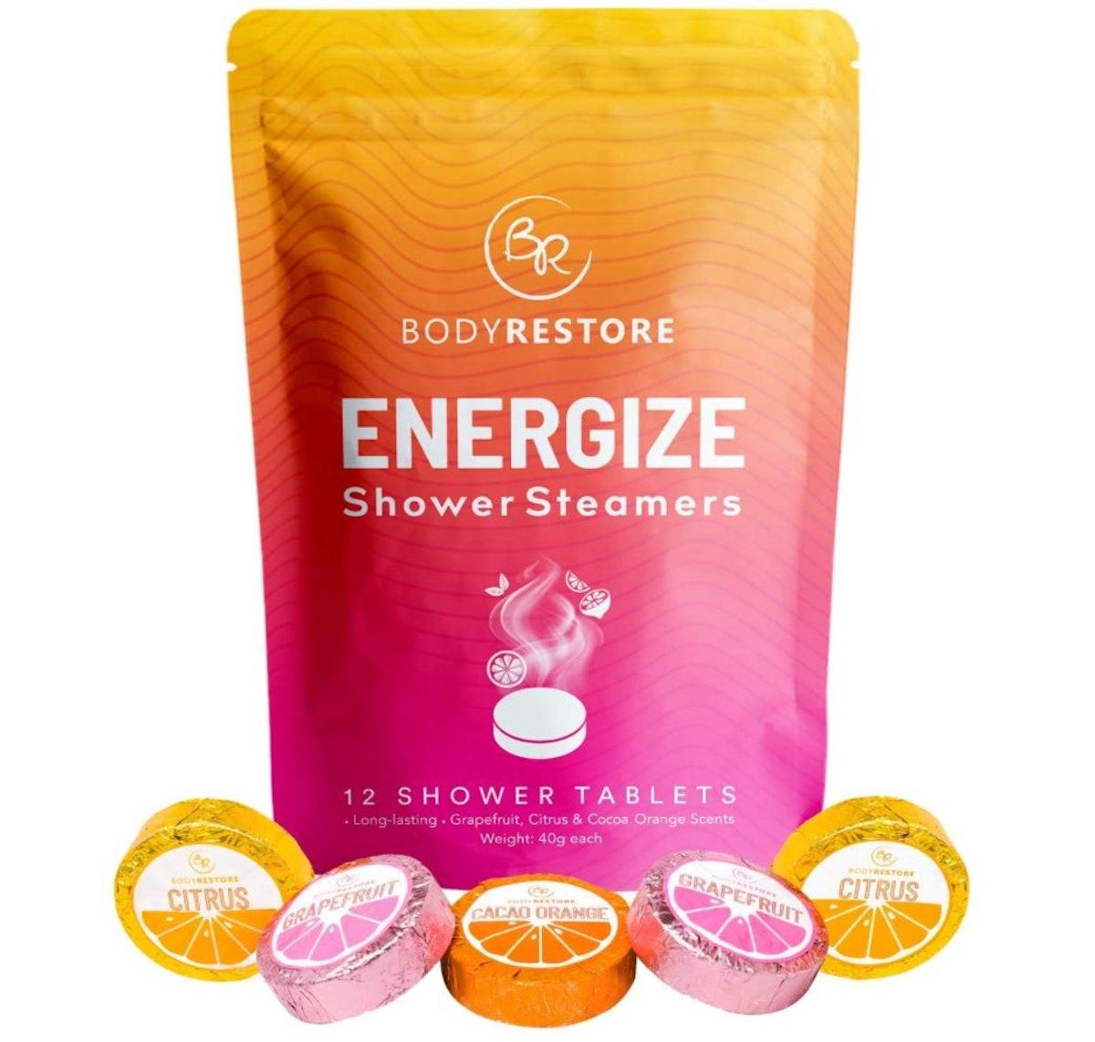 BodyRestore Shower Steamers (12-Pack)