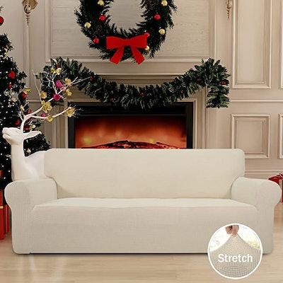 Easy-Going Stretch Sofa Slipcover 1-Piece