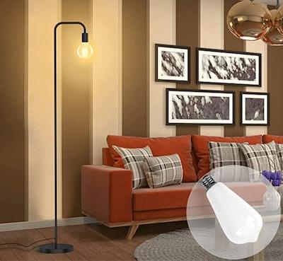 PAZZO Industrial Floor Lamp