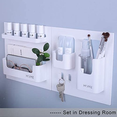 Bright Life Bedside Shelf
