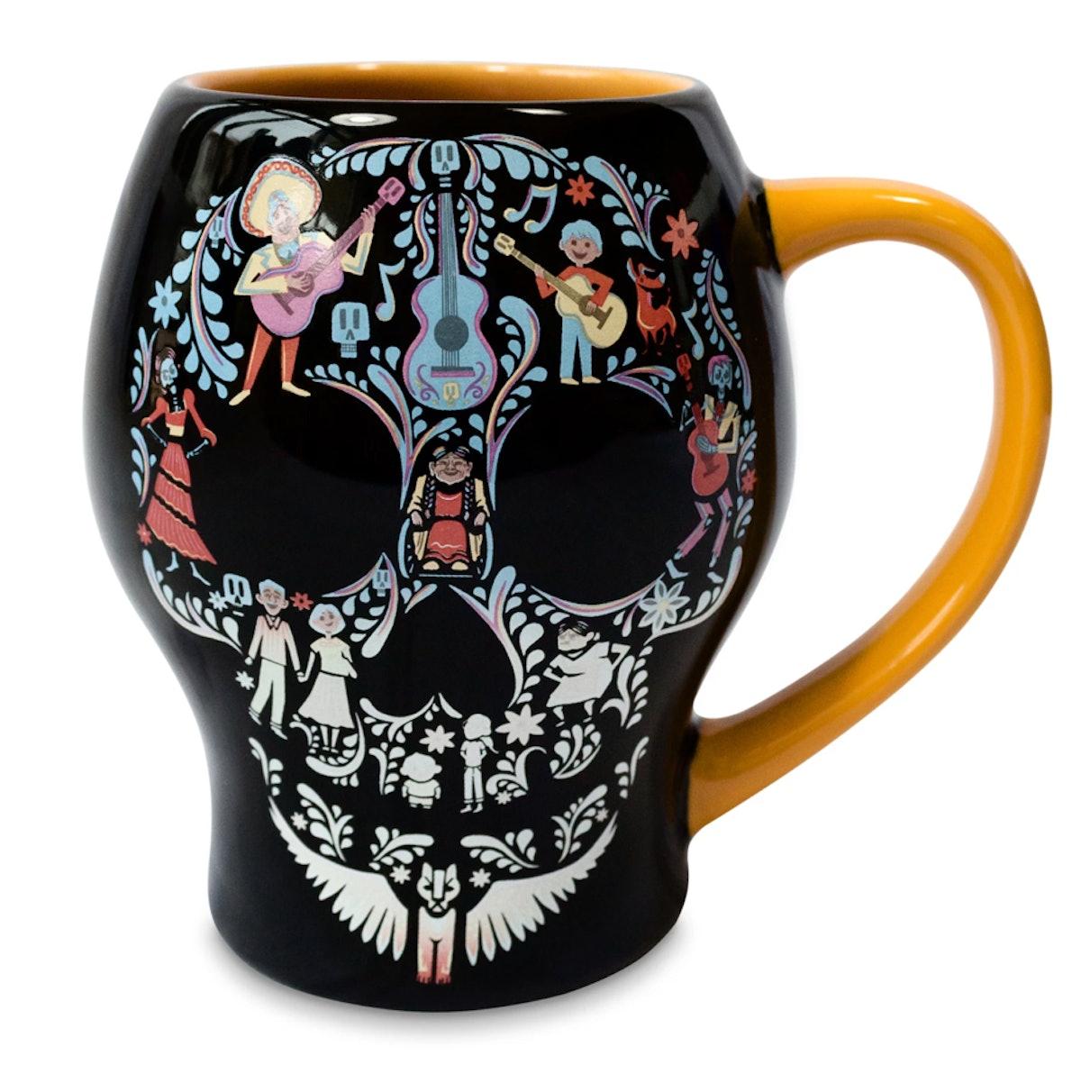 Coco Color Changing Mug