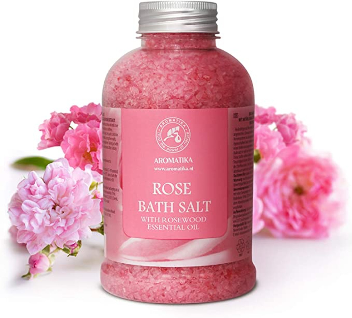 AROMATIKA Rose Bath Salts