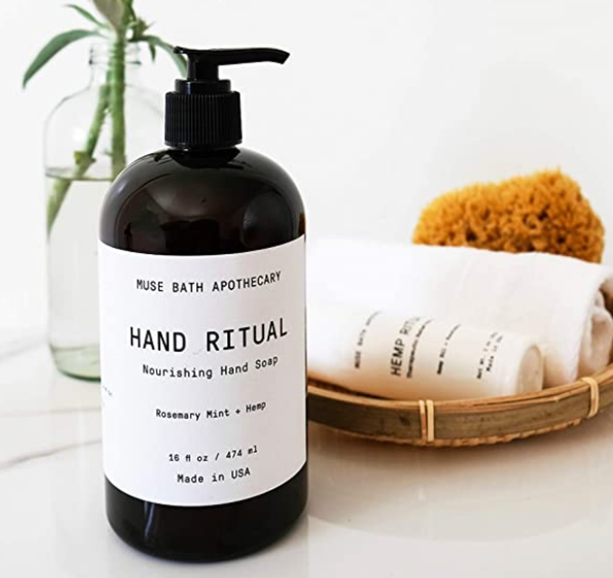 Muse Apothecary Hand Ritual - Aromatic and Nourishing Hand Soap