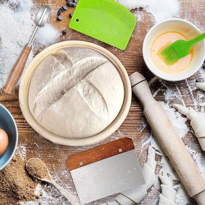 HIRALIY Bread Proofing Basket (2 Set)