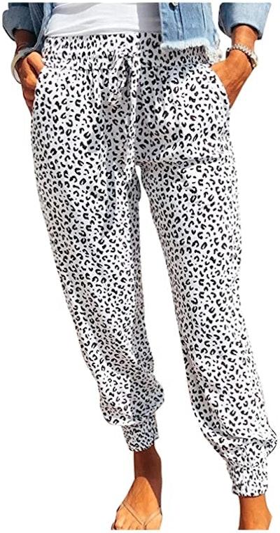 ROSKIKI Leopard Lounge Pants