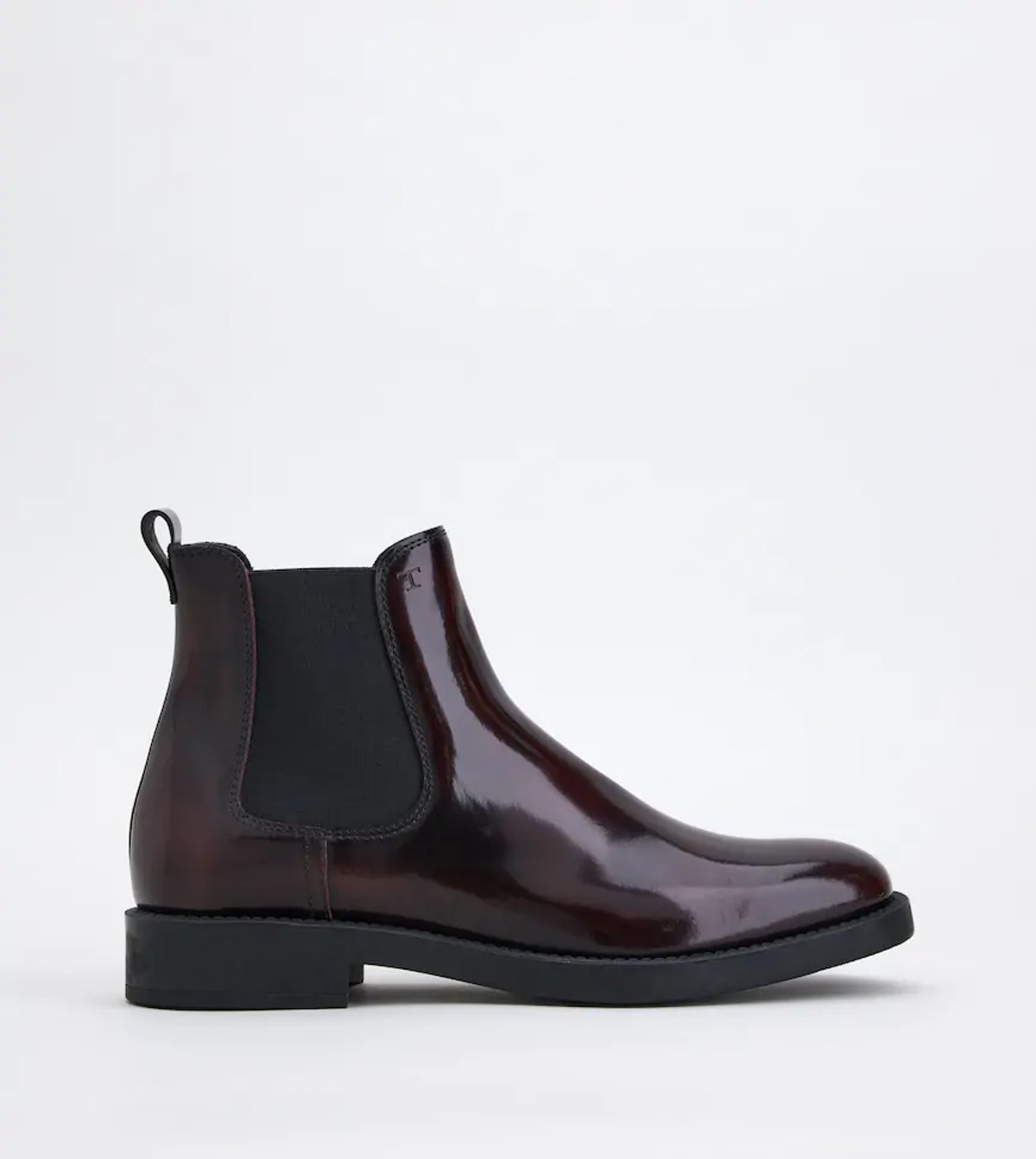 Tods Ankle Boots In Leather