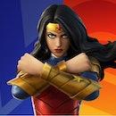 fortnite wonder woman skin header