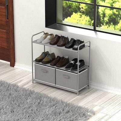 Simple Houseware Shoe Storage