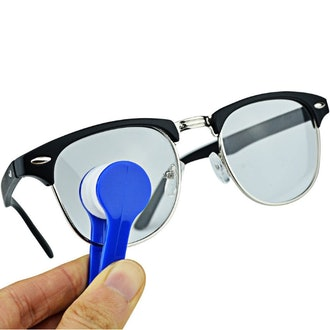 The Flash Store Microfiber Eyeglasses Cleaner (12 Pieces)